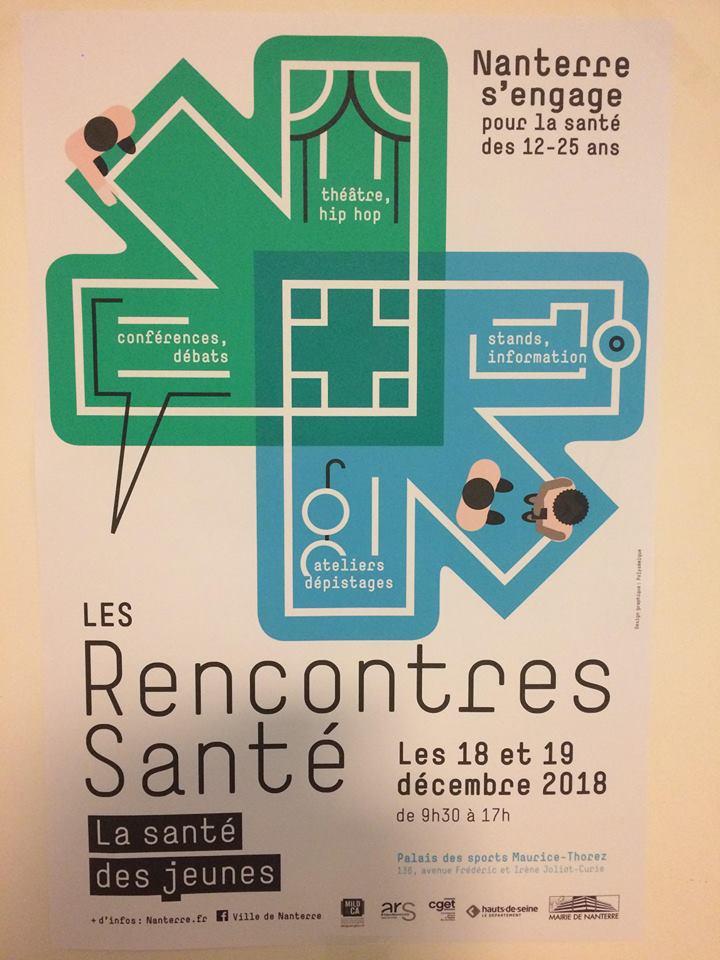 Rencontres Santé Nanterre 2018