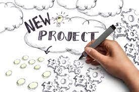 nouveau projet